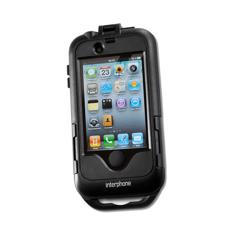 7d4bba2e7 Suporte Celular Moto iCase - Iphone 4⎥4S - Interphone Brasil