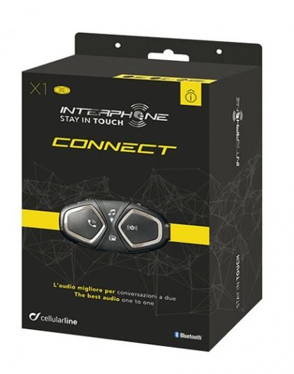 Intercomunicador Bluetooth Interphone Connect