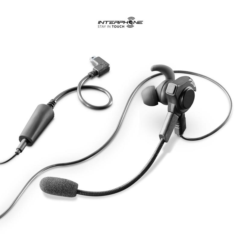 kit audio multifuncional interphone