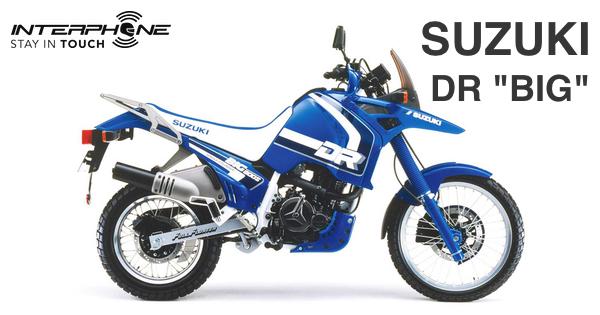 Suzuki pode trazer de volta a DR Big em 2020