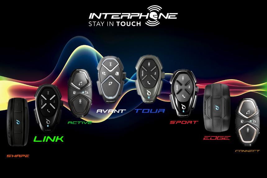 linha intercomunicadores Interphone