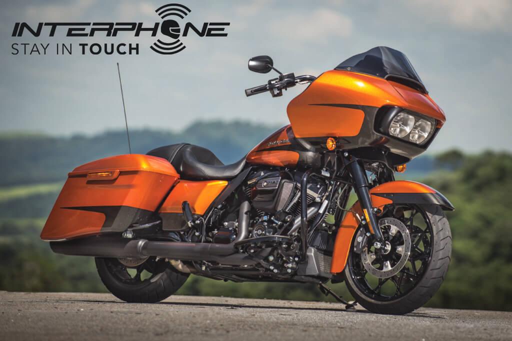 Teste Harley Davidson Road Glide Special 2020 Interphone Brasil
